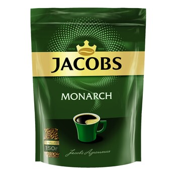 Кофе Jacobs Monarch, пакет 150 г
