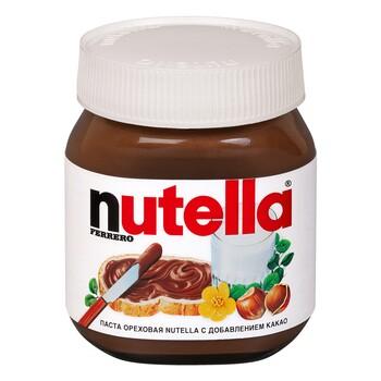 """Паста ореховая """"Nutella"""" с доб. какао 350 г"""