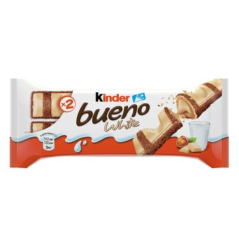 "Вафля Kinder ""Bueno"" Белый 43 г"