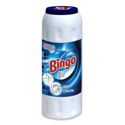 "Чистящий порошок Bingo OV ""With Chlorine"" 500 мл"