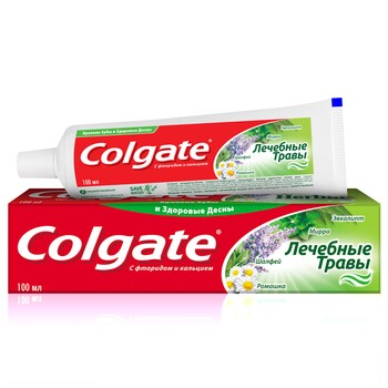 """Зубная паста Colgate """"Лечебные травы"""" 100 мл"""