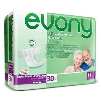 Подгузники для взрослых Evony 4 Extra Large (30 шт)