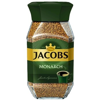 Jacobs Monarch в банке 190 г