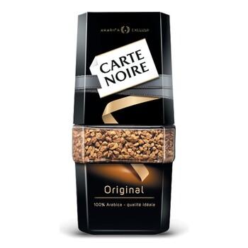 Кофе Carte Noire, стеклянная банка 95 г