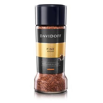 """Кофе Davidoff """"Fine Aroma"""", стеклянная банка 100 г"""