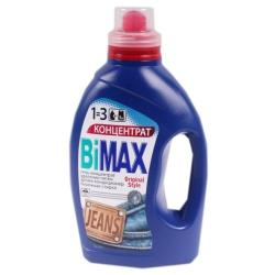 Гель для стирки Bimax BiMax Jeans, 1.5 л