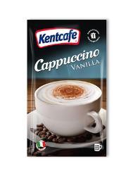 Kentcafe Капучино Ванильный, 12,5 г