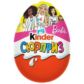 Шоколадное яйцо Kinder С игрушкой для девочек, 20 г
