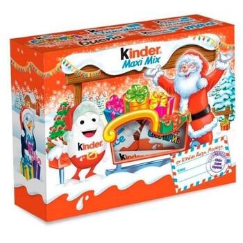 Набор конфет Kinder Maxi Mix 223 г