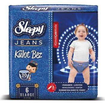Подгузники Sleepy Jeans №6, 15 - 25 кг, 20 шт