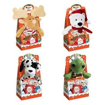 Набор конфет Kinder Mix с игрушкой 137,5 г