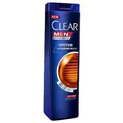 Clear шампунь против перхоти для мужчин Против выпадения волос 400 мл