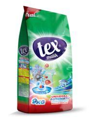 """Стиральный порошок Tex цветное белье """"Весенний ветер"""", 9 кг"""