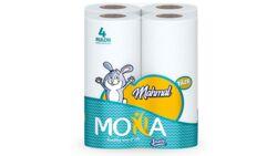 "Mona Кухонная салфетка ""Mahmal"", 4 рулона"