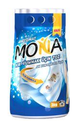 Стиральный порошок Mona Для белых (автомат), 3 кг