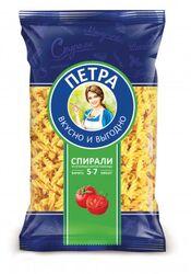 Макароны Петра Спирали, 400 гр
