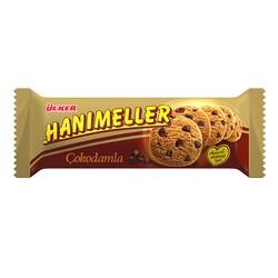 Печенье Hanymeller от Ülker с кусочками шоколада, 82 гр