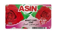 ASIN мыло Роза, 100 гр