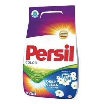 Стиральный порошок Persil Color Свежесть от Vernel, 3 кг пластиковый пакет