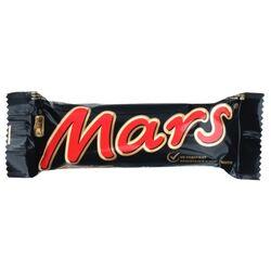 Батончик Mars с нугой и карамелью, 50 г
