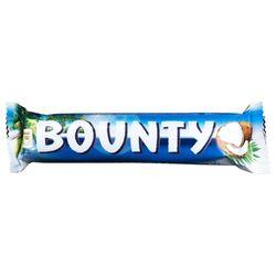 Батончик Bounty с нежной мякотью кокоса, 55г (2x27,5 г)