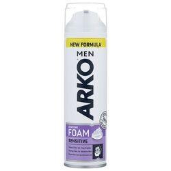 Пена для бритья Sensitive Arko, 200 мл