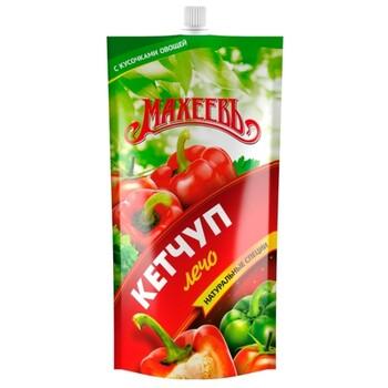 Кетчуп Махеевъ Лечо с кусочками овощей, 300 г