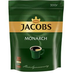 Кофе Jacobs Monarch, пакет 300 г