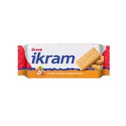 Печенье ikram от Ülker с фисташковой кремом, 58 гр