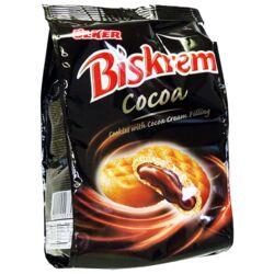 Печенье Biskrem от Ülker с шоколадно начинкой, 90 гр