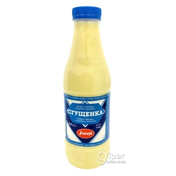"""Молокосодержащий продукт """"Сгущёнка Ичня"""" 8.5%, 900 гр"""