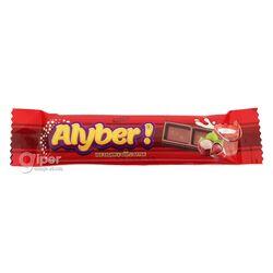 """Батончик """"Alyber"""" молочный со вкусом ореха, 8 гр"""