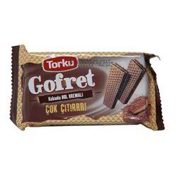 Вафли Torku Gofret с какао кремом, 40 г