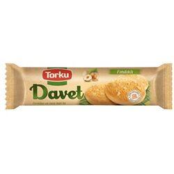 Печенье Torku DAVET с кусочками фундука, 58 г