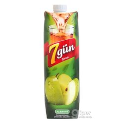 """7 gün"" сок яблочный, 1 л"