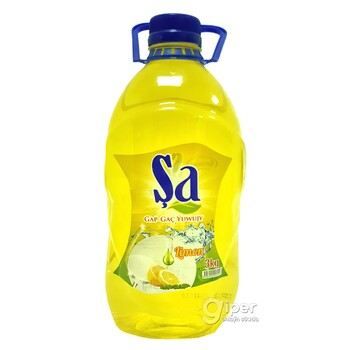 Средство для мытья посуды Şa Лимон, 3 кг