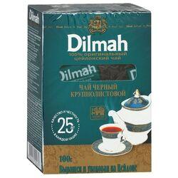 Чай черный Dilmah Цейлонский, 100 г