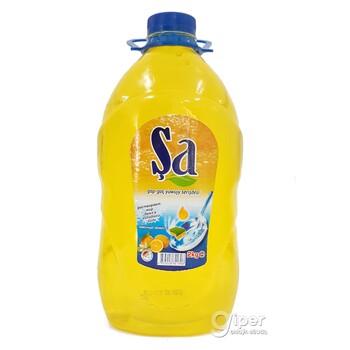 Средство для мытья посуды Şa Лимон, 2 кг