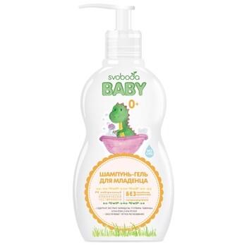 СВОБОДА Baby Шампунь-гель для младенца, 300 мл