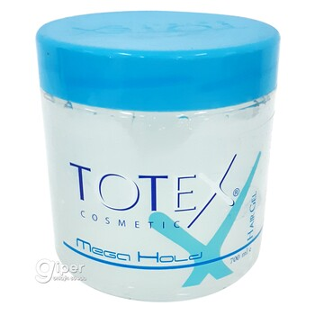 """Гель для волос Totex """"Mega Hold"""", 700 мл"""