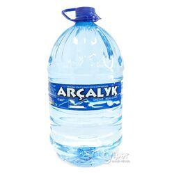 """Стерилизованная вода """"Arçalyk"""" 5 Л"""