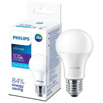 Светодиодная лампа LED Philips LED Bulb 10W E27 6500K HV 1PF/20 GMGC