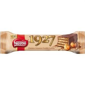 Вафля Nestle 1927 покрытая молочным шоколадом, 30.5 гр