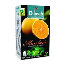Чай Dilmah Черный Мандарин в пакетиках, 20 шт (30 г)