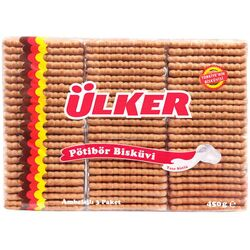 Ülker Pötibör печенье 3 пакетика, 450 гр