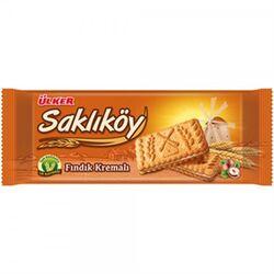Ülker Sakliköy фисташковое печенье с кремом, 100 гр