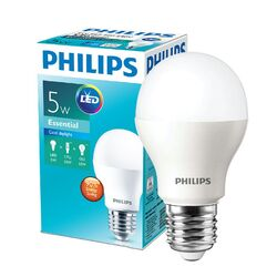 Светодиодная лампа Лампа Philips ESS LEDBulb A60 5W E27 6500K