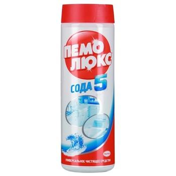Чистящее средство Пемолюкс Сода 5 Морской бриз, 480 г