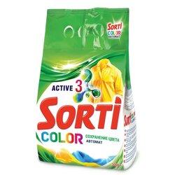 Стиральный порошок Sorti Color (автомат), 3000 г