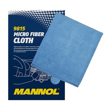 "Средства для ухода за автомобилем Mannol ""Micro Fiber Cloth"" 9815, 1шт"